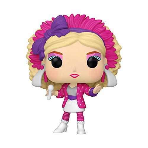 Funko- Pop Vinyl Rock Star Barbie Figura Coleccionable, Multicolor (51457)