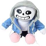 LRUU Sans Stuffed Plush Doll 8.6' Hugger Cushion Cosplay Doll Gifts