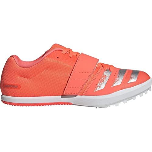 Adidas jumpstar, Zapatillas Deportivas Hombre, Signal Coral/Silver Met./FTWR White, 46 EU