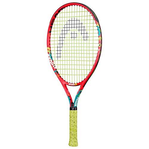 HEAD Novak 23, Racchette da Tennis Unisex Bambino, Multicolore, 6-8 anni