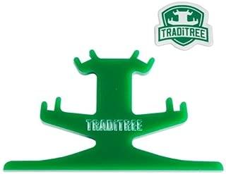 TRADiTREE Original Green Traditional Lacrosse Stringing Tool