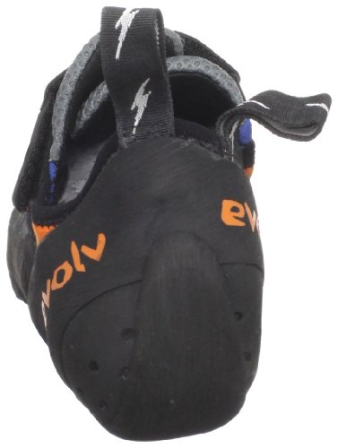 Evolv SHAMAN Chausson d'escalade Bleu orange - 6,5 US / 39 EUR