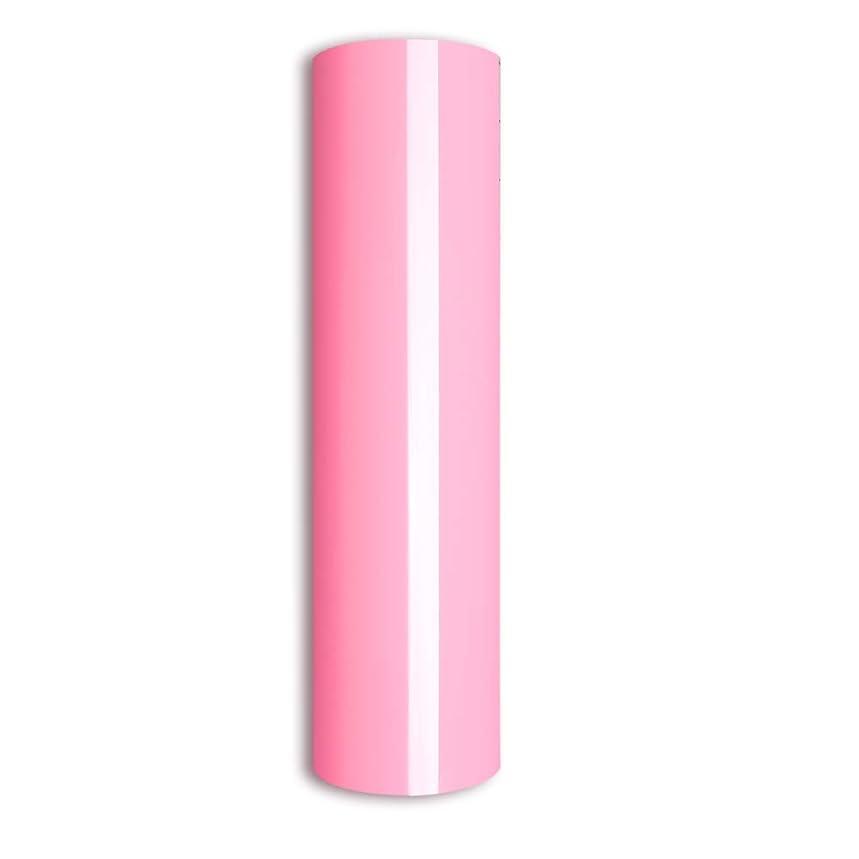 Pink Heat Transfer Vinyl,PU HTV Heat Transfer Iron on Vinyl Roll for DIY T-Shirts & Fabrics 10
