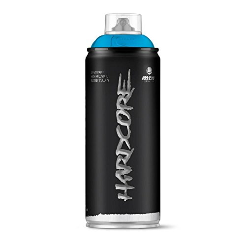 MTN Hardcore Spray Paint - RV217 - Avatar Blue