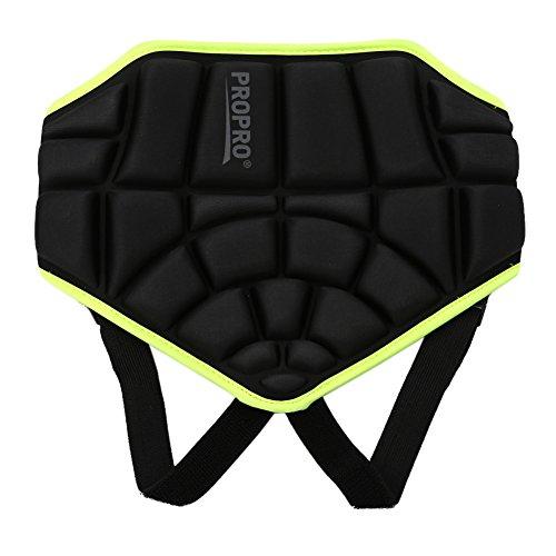 VGEBY Hüfte Schutzpad 3D Gepolsterte Shorts einstellbare Kinder Butt Schutz für Skateboard Rollschuhe