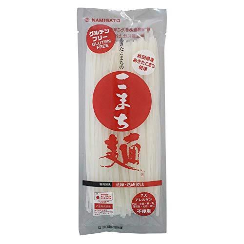 波里『こまち麺白200g×3袋』