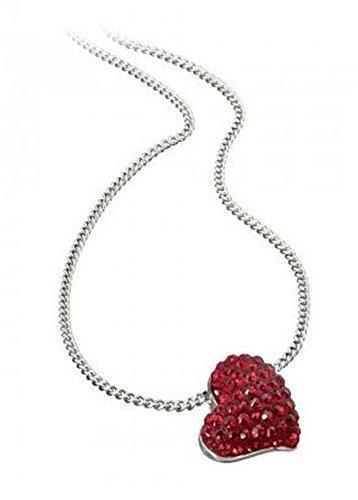 SWAROVSKI Necklace SS EROS Heart Pendant