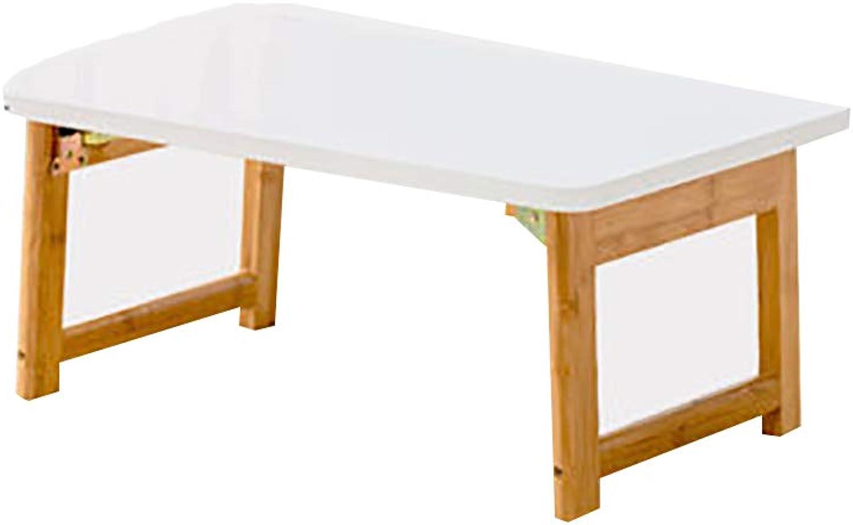 Hai Yan Portable Folding Table Folding Table - Small Coffee Table Table Low Table Small Table Household Folding Table (Size   60x40x25cm)