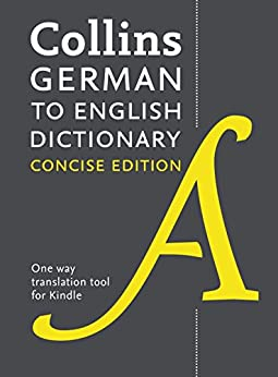 Collins Concise German-English Dictionary (German Edition) by [HarperCollins Publishers]