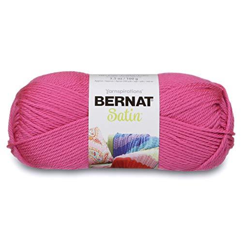 Bernat Spinrite Satin Solide Garn, Maitai, 3.5 oz