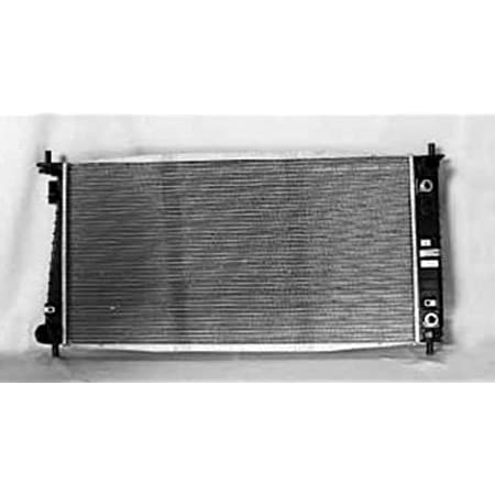 OEM Replacement Radiator ZFRDA925 Zirgo