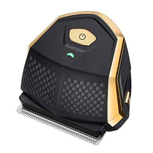 XDXDO Self-Service Tondeuse à Cheveux, Tondeuse à Cheveux Multi-Angle électrique Cheveux Clippe pour Adultes et Enfants, Raccourci Auto-Haircut Kit Professionnel
