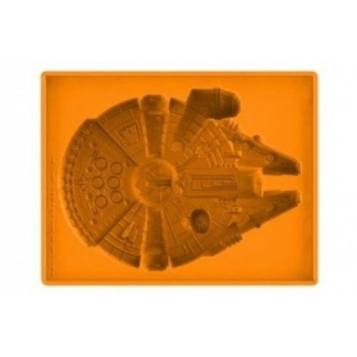 Kotobukiya Star Wars Millennium Falcon Deluxe (DX) Silicone Ice Tray / Jello or Cake Mold
