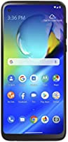 (Free $20 Airtime Activation Promotion) TracFone Motorola Moto G Power 4G LTE Prepaid Smartphone (Locked) - Black - 64GB...