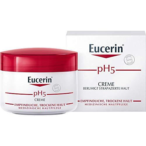 Eucerin pH5 Creme beruhigt strapazierte Haut, 75 ml Creme