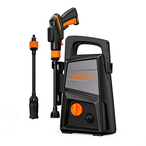 TACKLIFE P9 1500 PSI 1.3 GPM (Max) Electric Pressure Washer Now $64.99