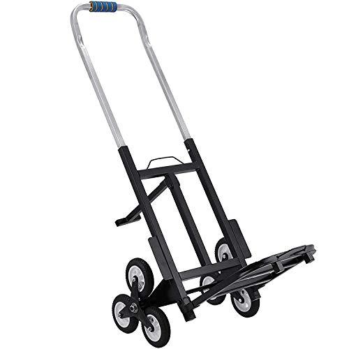 LLDKA Palou kar bagageruimte om te kopen voedselketen auto vrachtwagen trailer huis opvouwbare trolley wiel karren PU