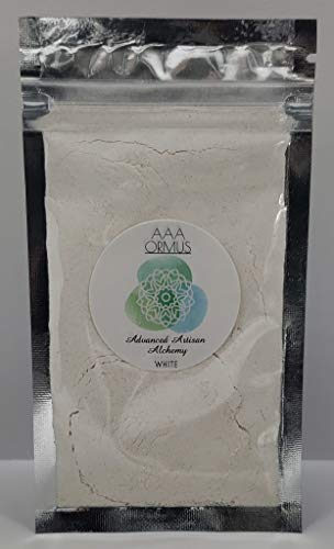 ORMUS - White Powder - Monatomic Gold - The Philosophers Stone - 15 Grams