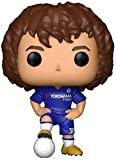 Funko- EPL: Chelsea: David Luiz Figura, Multicolor (29220)