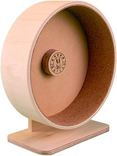 Getzoo Ø 21 cm Premium Korklaufrad (Höhe 22-30cm)
