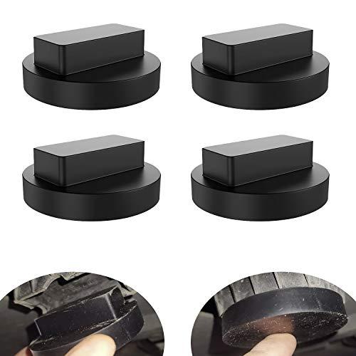 (4 Stück) Wagenheber Gummiauflage 72×24mm für BMW Gummiauflage Robust und Praktisch