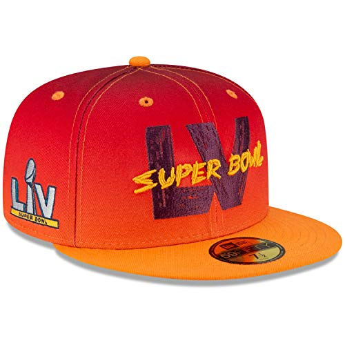 New Era 59Fifty Fitted Cap - Super Bowl LV Tampa Bay - 7 3/8