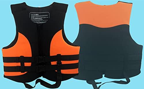 Z-DJJ Chalecos Salvavidas Chaleco, Chaleco de natación para Adultos/niños, Chaleco Salvavidas para Pesca al Aire Libre Chaleco para Deportes acuáticos 25-100 KG, 10 Minutos de Secado rápido