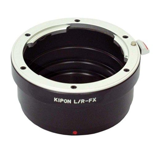KIPON マウント変換アダプター LR-FX ライカRマウントレンズ - 富士フィルムXマウントボディ用 013007 L/R-FX