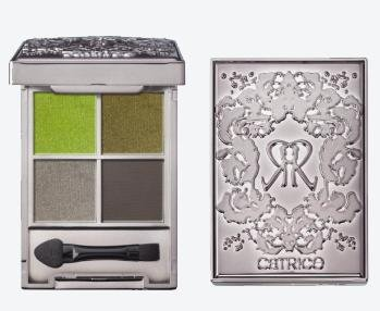 Catrice Limited Edition - REVOLTAIRE - Smokey Eyes Palette Nr. C01 Toxic Combination Inhalt: 3,8g...