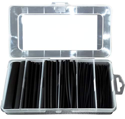 Aerzetix krimpkous, 10 cm, 2:1 voor het isoleren van elektrische kabels