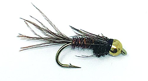 Creative Angler Gold Bead Flashback Pheasant Tail Fly Fishing Flies
