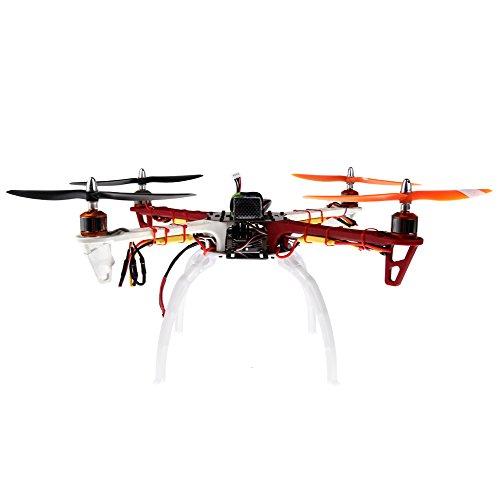 GoolRC F450 Quadcopter Multirotor Kit marco / aumentar ampliar patines de aterrizaje para RC F450 Quadcopter Multirotor parte (F450 Quadcopter marco, patines de aterrizaje F450 Quadcopter)