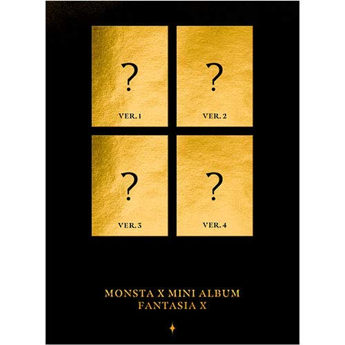 (Set) Monsta X - [Fantasia X] *12 of May*