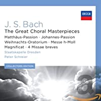 Great Choral Masterpieces
