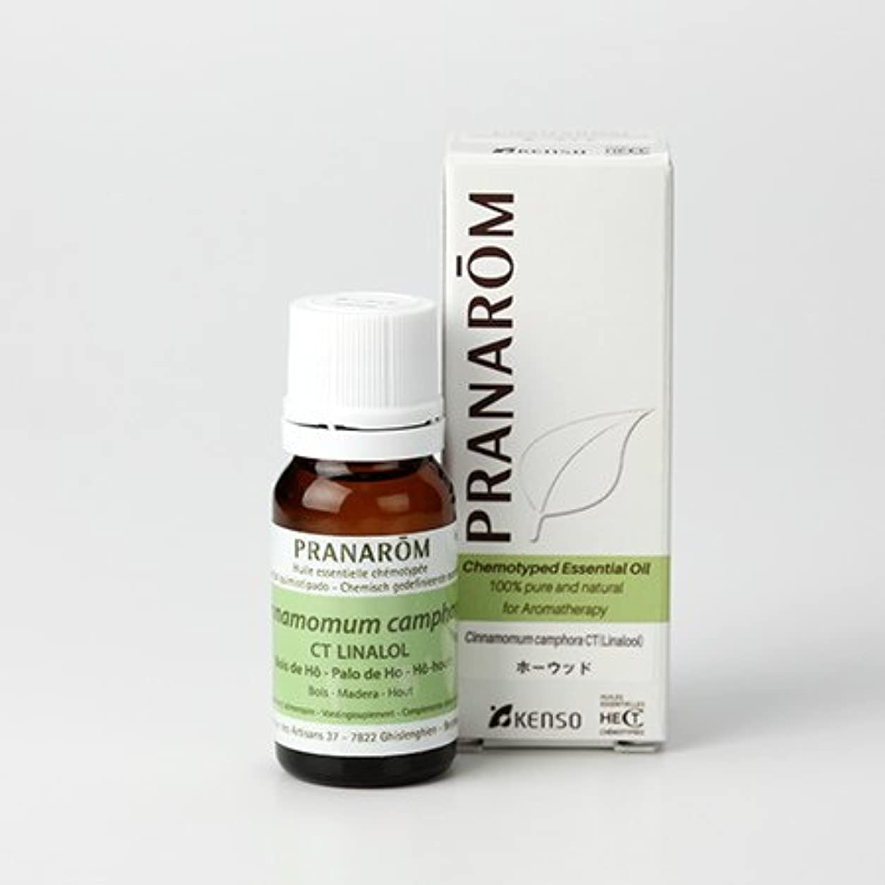 大学生スタウト叙情的なプラナロム ホーウッド 10ml (PRANAROM ケモタイプ精油)