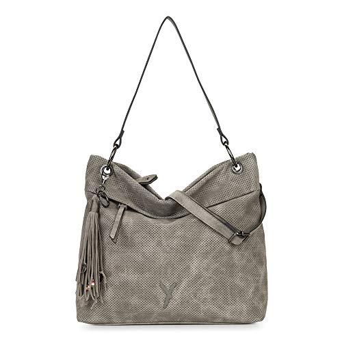 SURI FREY Handtasche Romy Damen Handtaschen Uni darkgrey 840 One Size