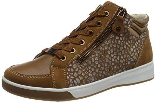 ARA Damen ROM Sneaker, Whisky, 38 EU