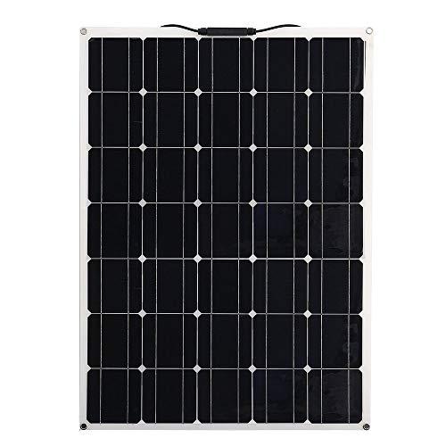 Civigrape 150W Monocrystalline Flexible Solar Panel Module Outdoor Solar Power Charging System