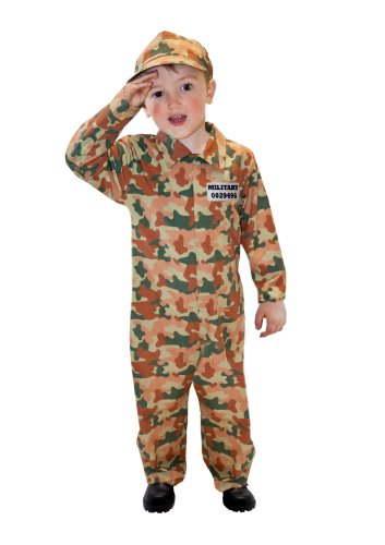 Christy`s Camo Guy Child (Large)
