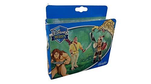 Disney Heroes Tarzan (23044) - Figuras Cazadores