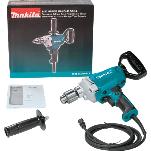 MAKITA DS4012 - Taladro batidor 750W 0-600rpm 13mm. reversible