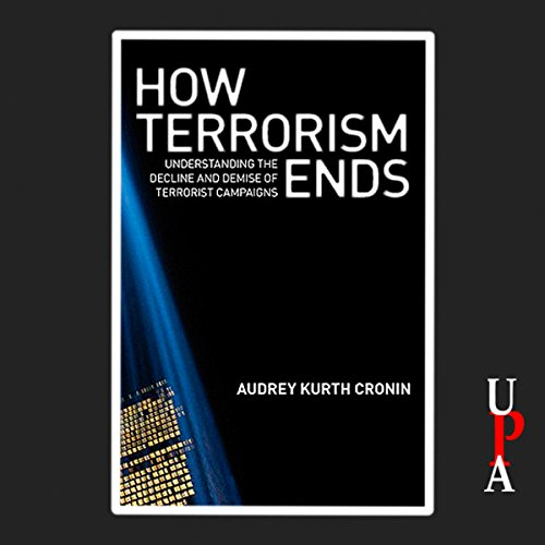 How Terrorism Ends audiobook cover art