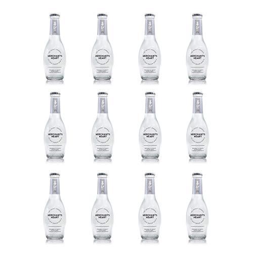 Merchant's Heart Classic Tonic Water 200ml glazen fles – Pack van 12
