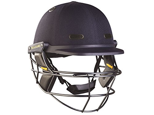 Masuri Vision Series ELITE Cricket Helm Steel Grille
