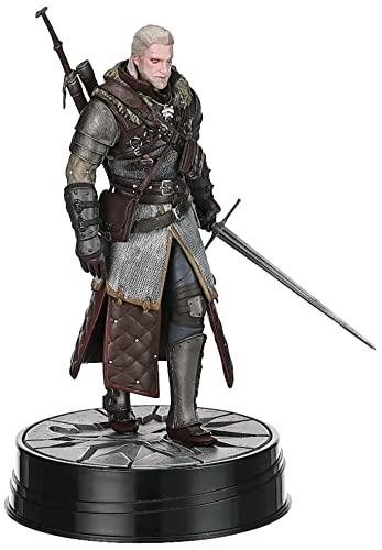 Dark Horse Comics Rivia The Witcher 3 Wild Hunt Estatua Geralt Grandmaster Ursine, Standard (3000-891)