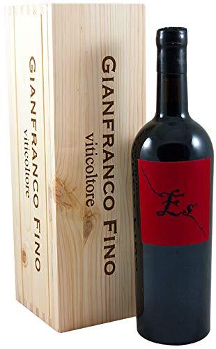 ES RED Primitivo di Manduria 2015 Cassettina di Legno - Gianfranco Fino