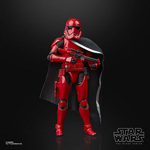 Star Wars The Black Series Captain Cardinal Spielzeug 15 cm groß Star Wars Galaxy's Edge Sammelfigur Actionfigur Spielzeug für Kinder ab 4 Jahren