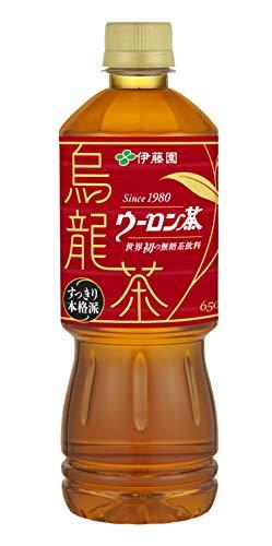 伊藤園 烏龍茶 650ml ×24本