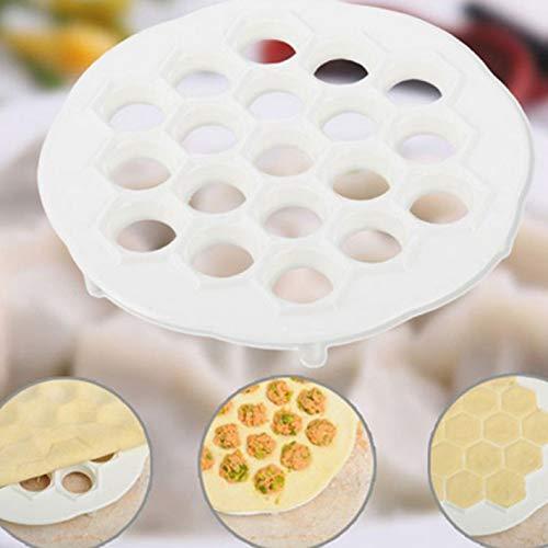 XINGSd goed gemaakt Huishoudelijke Dumpling Maker Keuken Deeg Druk Ravioli maken schimmel handig gereedschap voor Home Decoration