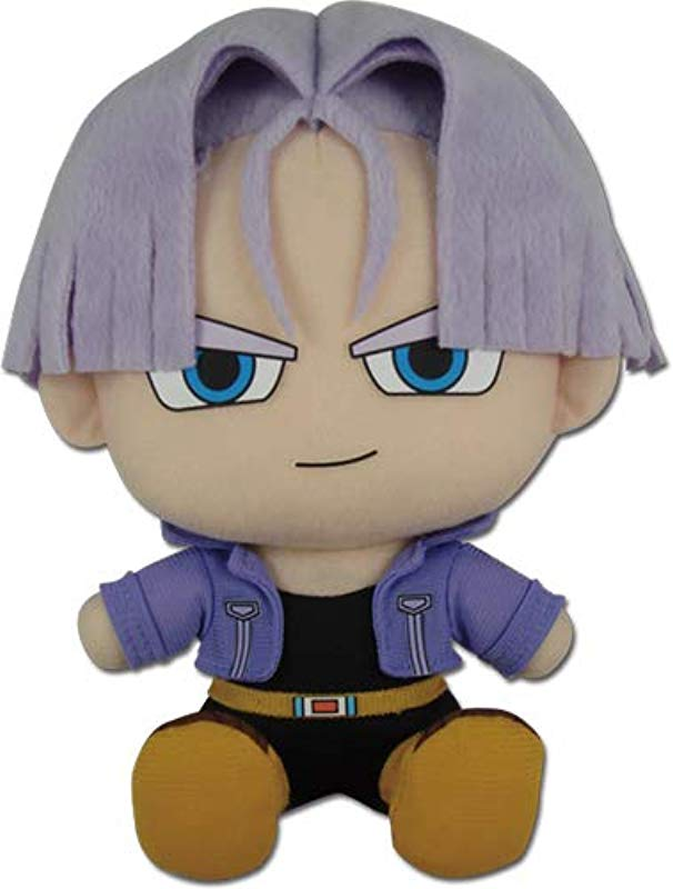 Great Eastern Entertainment Dragon Ball Z Trunks 7 Plush